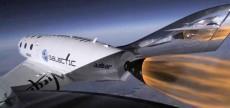 SpaceShipTwo (Imagen: Virgin Galactic)